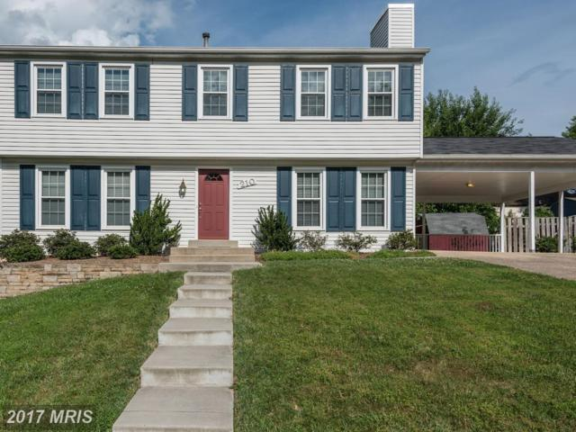 210 Cameron Street, Sterling, VA 20164 (#LO9986875) :: The Vashist Group