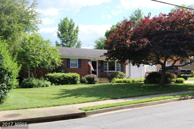 144 Prospect Drive SW, Leesburg, VA 20175 (#LO9987964) :: Network Realty Group