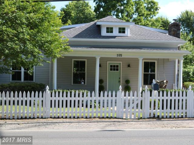 325 Colonial Highway, Hamilton, VA 20158 (#LO9988611) :: LoCoMusings
