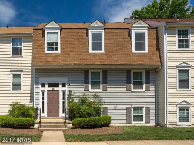 13 Pickering Court #202, Germantown, MD 20874 (#MC10009146) :: Pearson Smith Realty