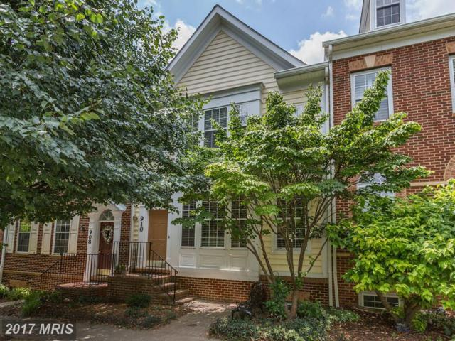 910 Reserve Champion Drive, Rockville, MD 20850 (#MC10010247) :: LoCoMusings