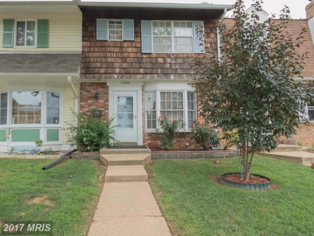 17603 Larchmont Terrace, Gaithersburg, MD 20877 (#MC10011899) :: Pearson Smith Realty