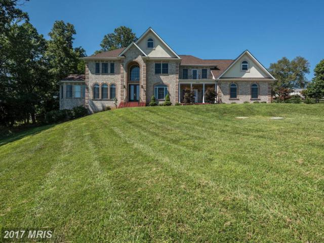 25104 Highland Manor Court, Gaithersburg, MD 20882 (#MC10012820) :: ExecuHome Realty