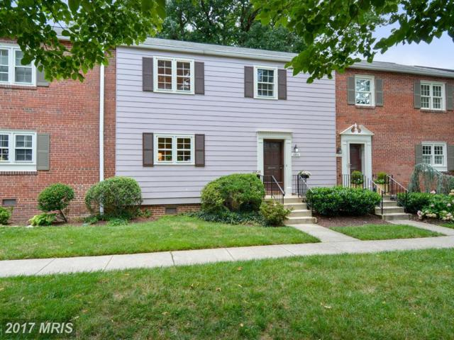 6622 Hillandale Road #60, Chevy Chase, MD 20815 (#MC10016468) :: Pearson Smith Realty