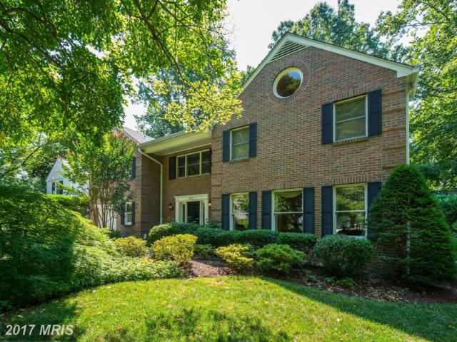 4715 Jamestown Road, Bethesda, MD 20816 (#MC10018749) :: Pearson Smith Realty