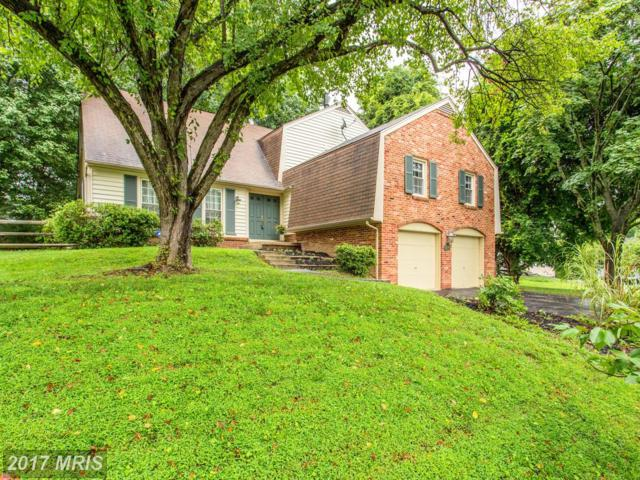 9921 Dellcastle Road, Montgomery Village, MD 20886 (#MC10026711) :: Pearson Smith Realty