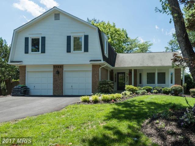 1753 Glastonberry Road, Potomac, MD 20854 (#MC10028271) :: Pearson Smith Realty