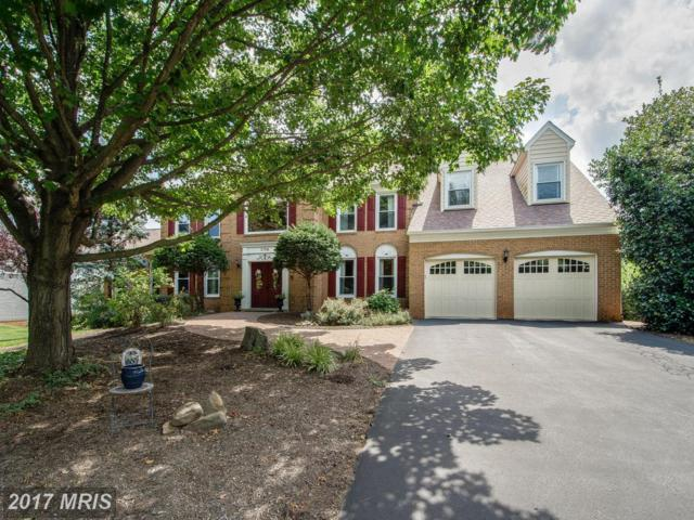 5704 Stanbrook Lane, Gaithersburg, MD 20882 (#MC10030325) :: Pearson Smith Realty