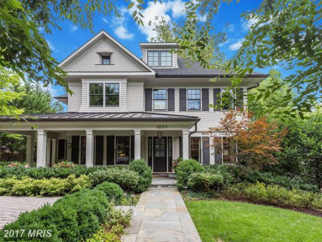 5603 Surrey Street, Chevy Chase, MD 20815 (#MC10030794) :: Pearson Smith Realty