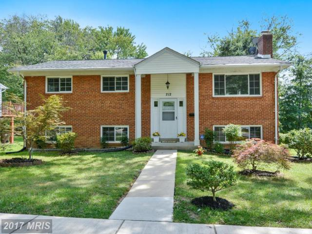 212 Rollins Avenue, Rockville, MD 20852 (#MC10030825) :: Pearson Smith Realty