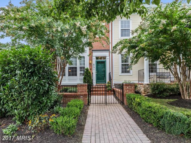 541 Redland Boulevard, Rockville, MD 20850 (#MC10031478) :: The Sebeck Team of RE/MAX Preferred