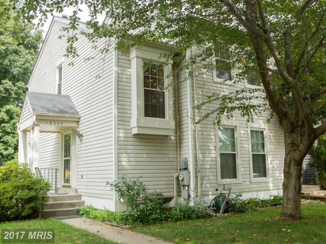18339 Honeylocust Circle, Gaithersburg, MD 20879 (#MC10032936) :: Pearson Smith Realty