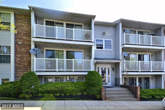 504 Philmont Drive #9, Gaithersburg, MD 20878 (#MC10033331) :: Pearson Smith Realty