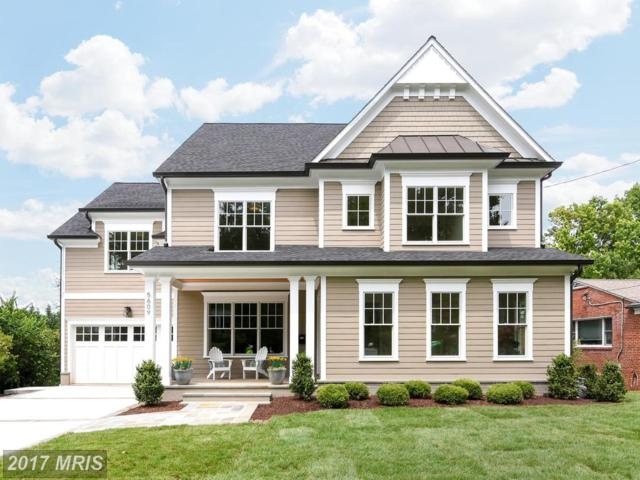 5609 Mclean Drive, Bethesda, MD 20814 (#MC10033637) :: Pearson Smith Realty
