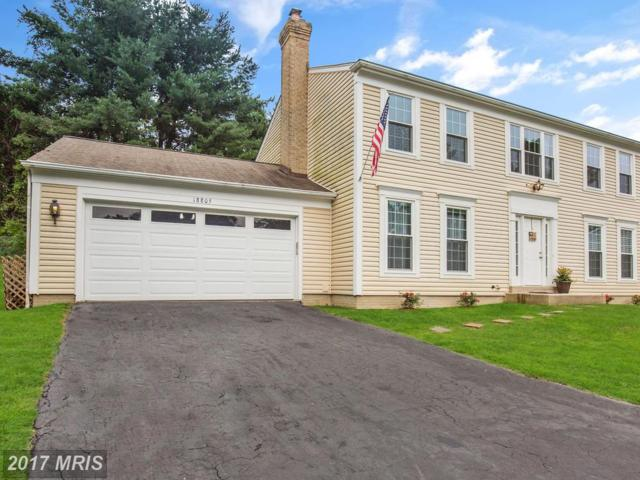 18805 Still Meadows Court, Gaithersburg, MD 20879 (#MC10034245) :: The Sebeck Team of RE/MAX Preferred