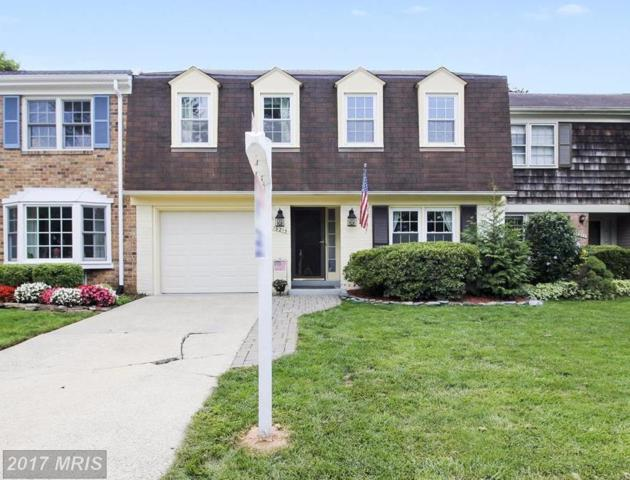 19213 Dunbridge Way, Montgomery Village, MD 20886 (#MC10035650) :: Gary Walker at RE/MAX Realty Services
