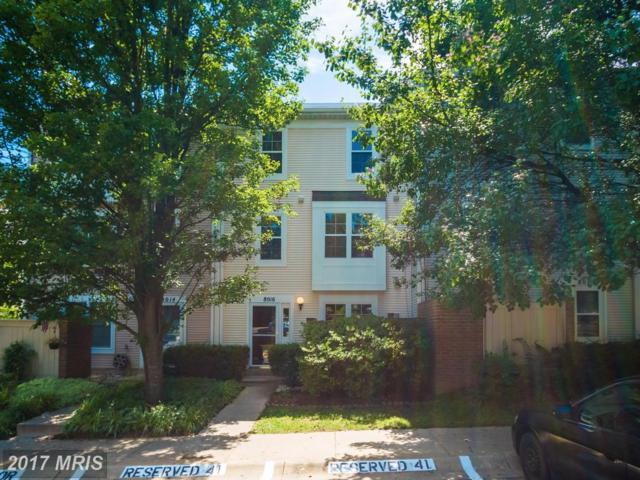 8016 Harbor Tree Way, Montgomery Village, MD 20886 (#MC10037162) :: Gary Walker at RE/MAX Realty Services