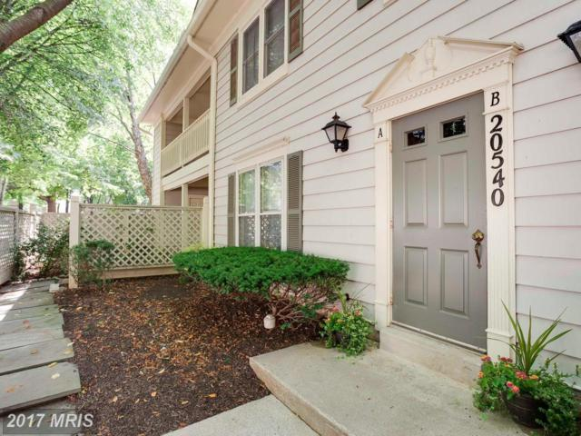 20540-A Shadyside Way #63, Germantown, MD 20874 (#MC10038163) :: Gary Walker at RE/MAX Realty Services