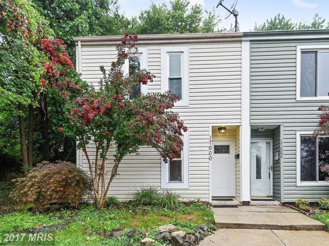 17600 Shady Spring Terrace, Gaithersburg, MD 20877 (#MC10038403) :: Gary Walker at RE/MAX Realty Services