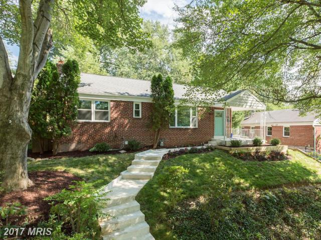 8417 Donnybrook Drive, Chevy Chase, MD 20815 (#MC10040636) :: Pearson Smith Realty