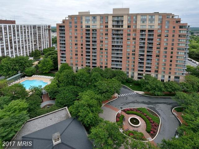 11700 Old Georgetown Road #1307, North Bethesda, MD 20852 (#MC10042121) :: LoCoMusings