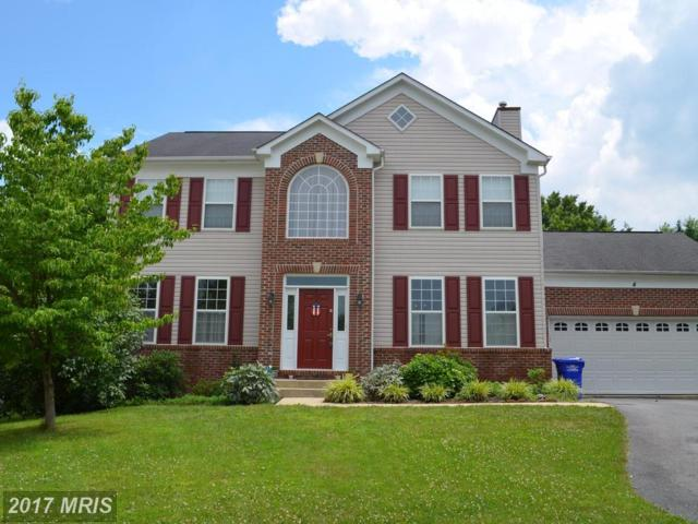 4 Hickory Spring Court, Gaithersburg, MD 20882 (#MC10045130) :: Pearson Smith Realty