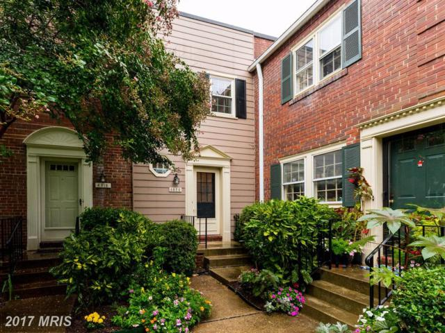 4820 Bradley Boulevard #208, Chevy Chase, MD 20815 (#MC10046100) :: Pearson Smith Realty
