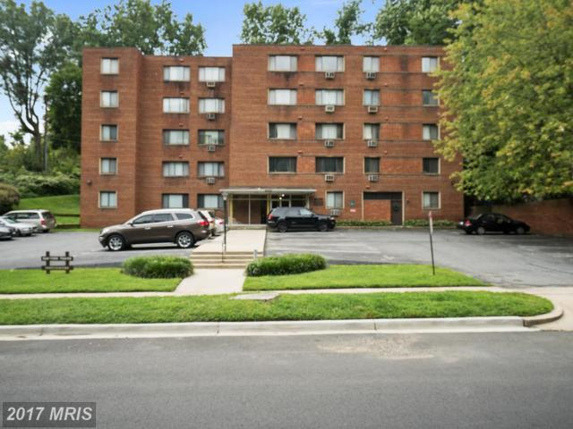 500 Thayer Avenue #504, Silver Spring, MD 20910 (#MC10046982) :: Pearson Smith Realty