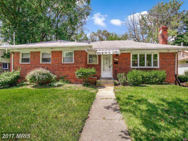 2511 Spencer Road, Silver Spring, MD 20910 (#MC10047701) :: Pearson Smith Realty