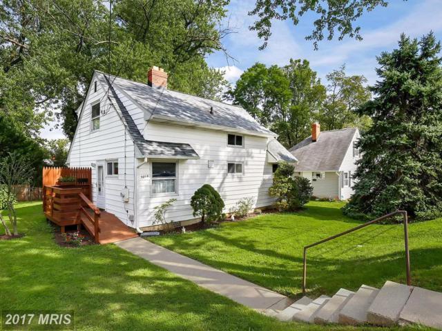 5814 Wainwright Avenue, Rockville, MD 20851 (#MC10049050) :: Pearson Smith Realty