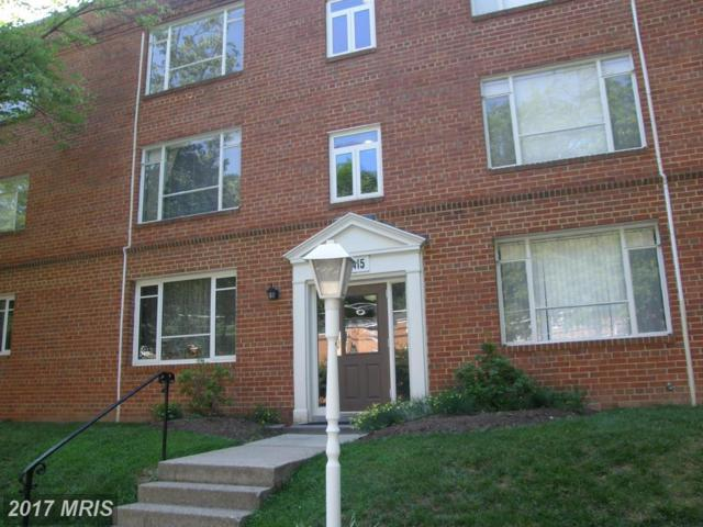 10415 Montrose Avenue #301, Bethesda, MD 20814 (#MC10049481) :: Pearson Smith Realty