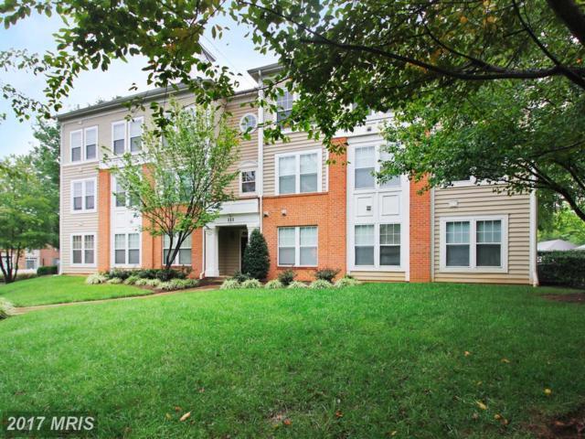 111 Watkins Pond Boulevard 3-201, Rockville, MD 20850 (#MC10050930) :: LoCoMusings