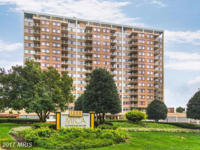 1220 Blair Mill Road #307, Silver Spring, MD 20910 (#MC10051036) :: Pearson Smith Realty