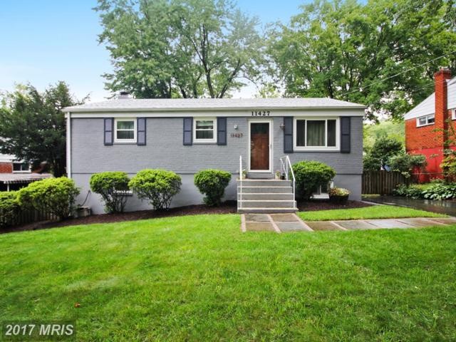 11427 Schuylkill Road, Rockville, MD 20852 (#MC10051350) :: Pearson Smith Realty