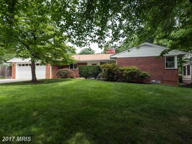 5415 Trent Street, Chevy Chase, MD 20815 (#MC10051554) :: Pearson Smith Realty