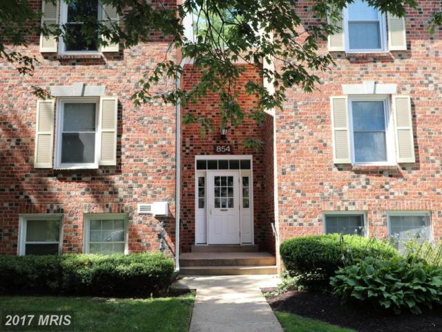 854 Quince Orchard Boulevard #201, Gaithersburg, MD 20878 (#MC10051641) :: Pearson Smith Realty