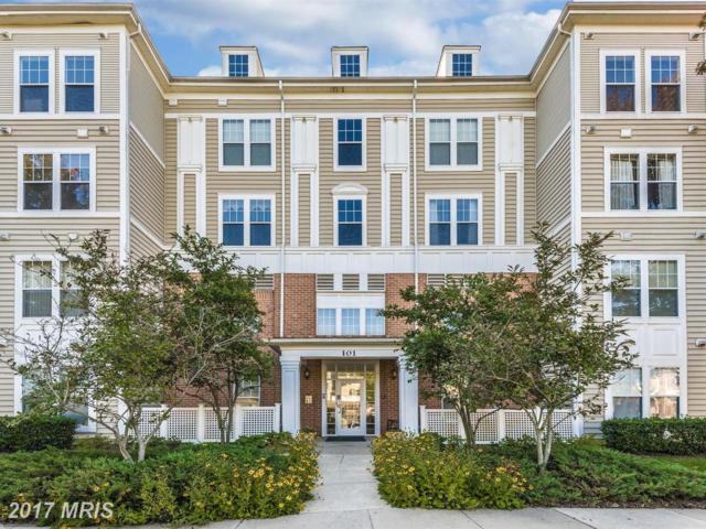 101 Watkins Pond Boulevard 4-301, Rockville, MD 20855 (#MC10053392) :: Pearson Smith Realty