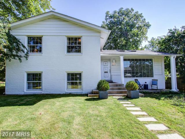 807 Whittington Terrace, Silver Spring, MD 20901 (#MC10054450) :: Pearson Smith Realty