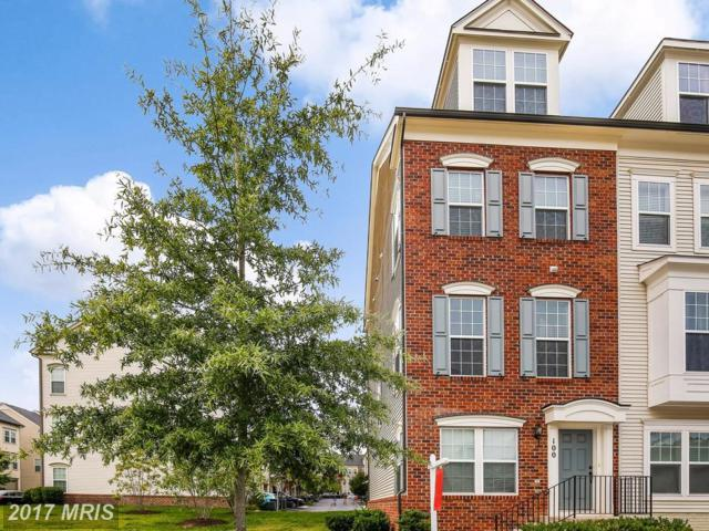 100 Prado Lane #2201, Clarksburg, MD 20871 (#MC10055914) :: Dart Homes