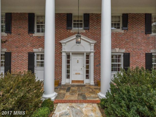 6605 Kennedy Drive, Chevy Chase, MD 20815 (#MC10055967) :: Pearson Smith Realty