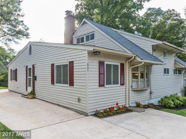 807 Brice Road, Rockville, MD 20852 (#MC10056039) :: Pearson Smith Realty