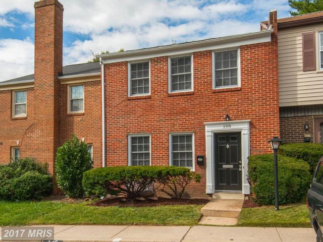 198 Gold Kettle Drive, Gaithersburg, MD 20878 (#MC10057890) :: Pearson Smith Realty