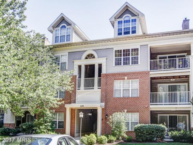 105 Timberbrook Lane #101, Gaithersburg, MD 20878 (#MC10058898) :: Pearson Smith Realty