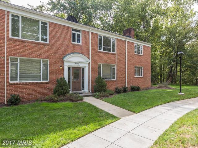 10307 Montrose Avenue #101, Bethesda, MD 20814 (#MC10061759) :: The Daniel Register Group