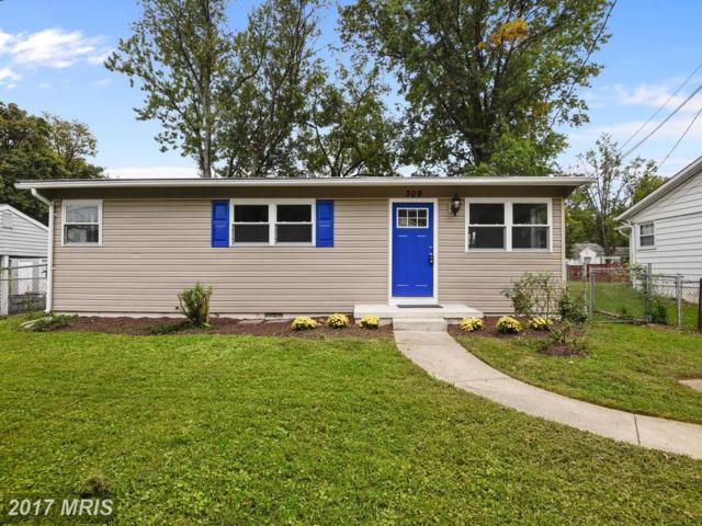 309 Crabb Avenue, Rockville, MD 20850 (#MC10062418) :: Pearson Smith Realty