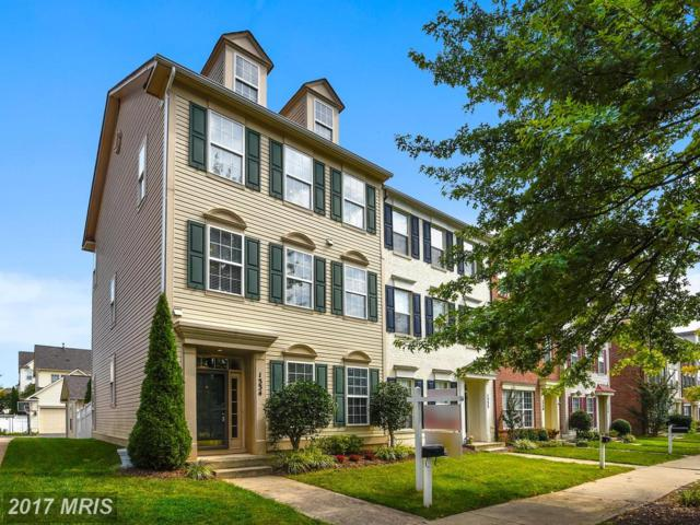 1334 Main Mews, Gaithersburg, MD 20878 (#MC10063530) :: The Maryland Group of Long & Foster