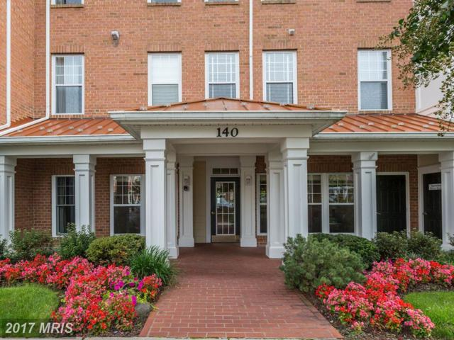 140 Chevy Chase Street #205, Gaithersburg, MD 20878 (#MC10064492) :: Pearson Smith Realty