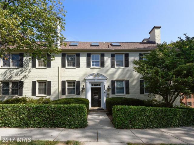 2204 Washington Avenue W-202, Silver Spring, MD 20910 (#MC10064515) :: Pearson Smith Realty