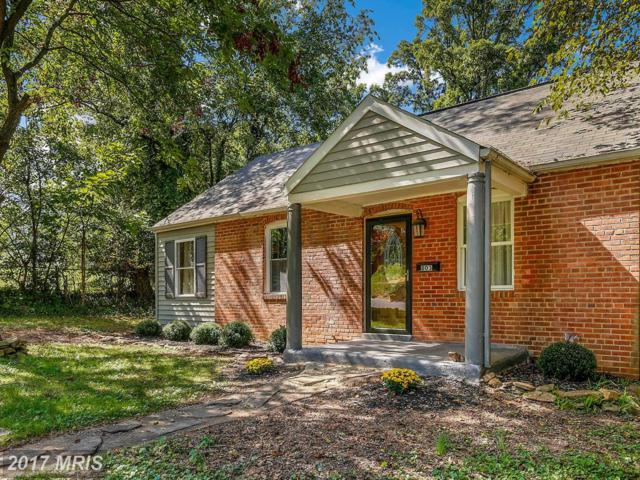 803 Wade Avenue, Rockville, MD 20851 (#MC10064533) :: The Maryland Group of Long & Foster