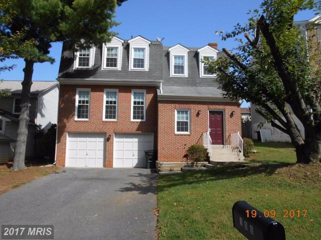 106 Watch Hill Lane, Gaithersburg, MD 20878 (#MC10064894) :: The Maryland Group of Long & Foster